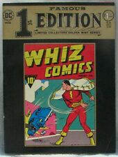 Whiz Comics 2 Famous First Edition F4 FN 5.5 1974 Captain Marvel Ibis
