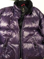 Piumino di oca giovane uomo Fay viola giacca jacket men