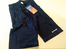 """Vulkan Sports Lycra Under Shorts Black Navy Blue 26/28"""" Waist Support Multisport"""