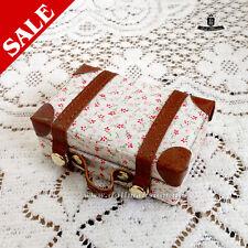 1/4 BJD Bag MSD Suitcase 1/6 YOSD Box Doll floral Bag Dollfie Dollmore Luts 004