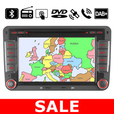 Car GPS Stereo Radio SAT NAV DVD for VW Passat CC Jetta Caddy Touran Tiguan DAB+