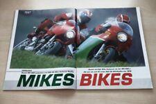 PS Sport Motorrad 2778) Ducati 900 SS MHR mit 68PS besser als...?