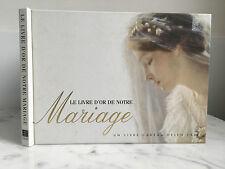 Le livre d'Or de notre Mariage Un livre cadeau Helen Exley 2004