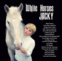 Jacky : White Horses CD ***NEW*** Value Guaranteed from eBay's biggest seller!