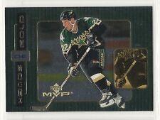 1999-00 Upper Deck MVP Hockey - Hands of Gold - #H2 - Brett Hull - Dallas Stars