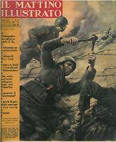 IL MATTINO ILLUSTRATO - N. 25 - 21 GIUGNO 1942
