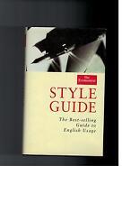The Economist - The Economist Style Guide  - 1993