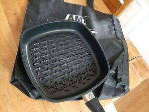 Amt Eckpfanne mit BBQ Grillmuster neu