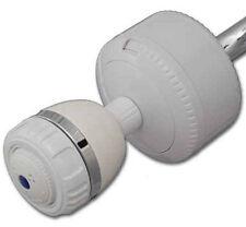 Sprite Slim-Line White Shower Filter With Shower Head SL2-WH-M