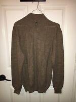 Daniel Cremieux Alpaca Sweater - Mens Medium - NWT