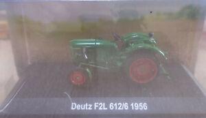 Hachette DEUTZ F2L 612/6 1956 1/43