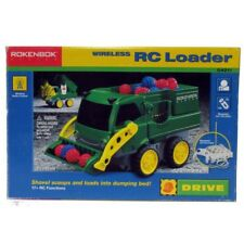 Rokenbok Sistem Wireless RC Loader 04211 Shovel scoops and loads into dumping be