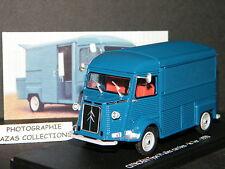 CITROEN TYPE H AILES CARREES 1970 BLEU DE ELIGOR Ref 101419