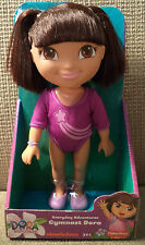 DORA THE EXPLORER EVERYDAY ADVENTURE GYMNAST DORA W/ REALISITC HAIR NU