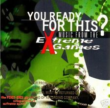 You Ready For This - Music From The Extreme Games CD