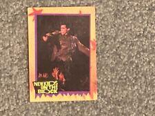 1989 Topps New Kids On The Block Trading Card # 84 - Dancin'