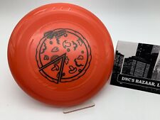 Red Pizza ~ Wham-O Frisbee