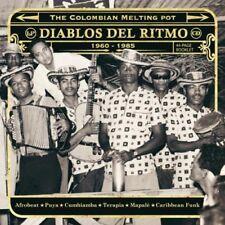 Diablos Del Ritmo  The Colombian Melting Pot 19601985 [CD]