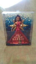 2017 Holiday Barbie Doll Teresa Collector Edition Sealed New - Walmart Edition