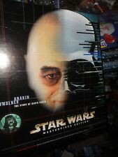 Star Wars Masterpiece Edition Series, Story Of Darth Vader, Never Opened
