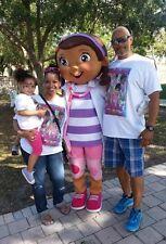Doc Mcstuffins Mascot Costume Character Adult Suit