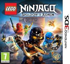 LEGO Ninjago Shadow Of Ronin Nintendo 3DS * NEW SEALED PAL *