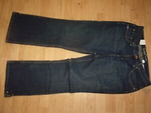 Cruel Girl Georgia Jeans 9 Regular Relaxed New With Tags  Dark Wash (B226)