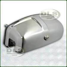 LAND ROVER SERIES 2/2a - Chrome Number Plate Lamp (XFC100550CH)