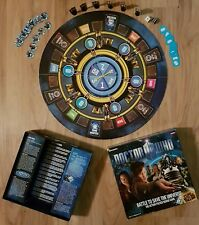 Doctor Who - Battle to Save the Universe Boardgame-complete- free shipping
