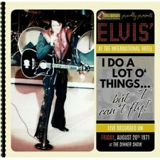 ELVIS PRESLEY - Do A Lot O' Things, But I Can't Fly! - NEW CD RARE