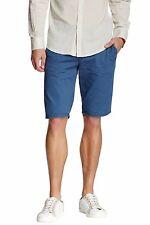JEREMIAH Teal Blue Cotton Shorts Sz.34 NWT