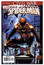 AMAZING SPIDER-MAN #530(5/06)2nd SPIDER-ARMOR(ILLUMINATI/IRON MAN/VENOM(CGC IT)1