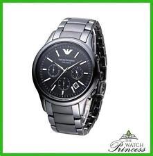 Men's ARMANI Ceramic Case Wristwatches