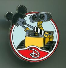 Disney Pin 88451 WDW - Mystery Collection - Circle Icon 'D' - Wall-E