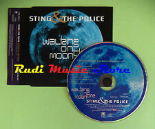 CD singolo Sting,The Police Walking On The Moon 588 555-2 1997 no mc lp (S18*)
