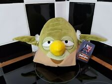"""Official Star Wars - Angry Birds - Yoda - Plush Toy - 7"""" x 10"""""""