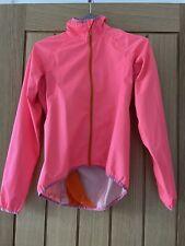 Womens Endura Xtract Cycling Jacket Hi Viz Pink Xs