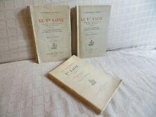 le Vicomte Lainé par E. de Perceval adversaire de Napoléon vie parlementaire