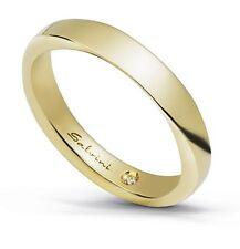 Fede Infinity oro giallo con diamante interno - Salvini - SALDI