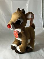 Rashti & Rashti Rudolph Red Nosed Reindeer Music & Lights NWT