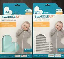 Love To Dream Swaddle UP 50/50 Transition Bag - Grey