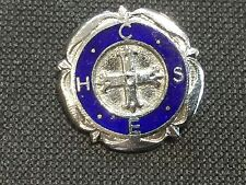 Vintage Enamel Badge Pin CHSE Confederation Health Service Employees Fattorini