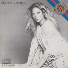 Barbra Streisand Classical Barbra - early Japan pressed CD no barcode on cover