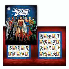2020 Australia - Justice League - Souvenir Stamp Pack