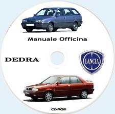 Lancia DEDRA.Manuale Officina (ITA),Lancia Dedra Berlina e Dedra SW.Gamma 1994