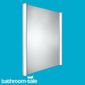 Pathway 700mm x 600mm LED Mirror with Motion Sensor | RRP: £229