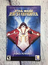 Playstation 2 Instruction Manual Only - Star Wars Jedi Starfighter / PS2