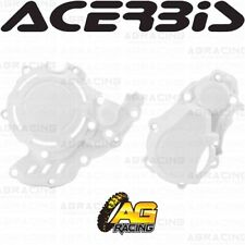 Acerbis X-Power White Clutch & Ignition Cover Kit For KTM Freeride 4T 2019