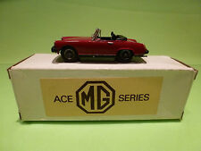 K & R REPLICAS 1:43 MG MIDGET 1500  1974  - IN ORIGINAL BOX  - GOOD CONDITION