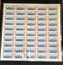 dominican republic Yatching Yatch Olympics Imperf Sheet Proof Mnh